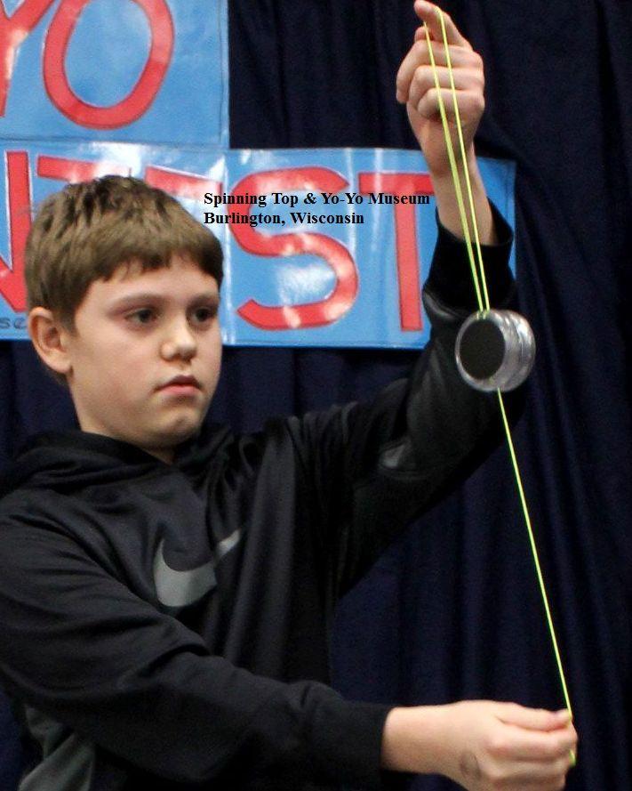 Yo-Yo Class at Top Museum